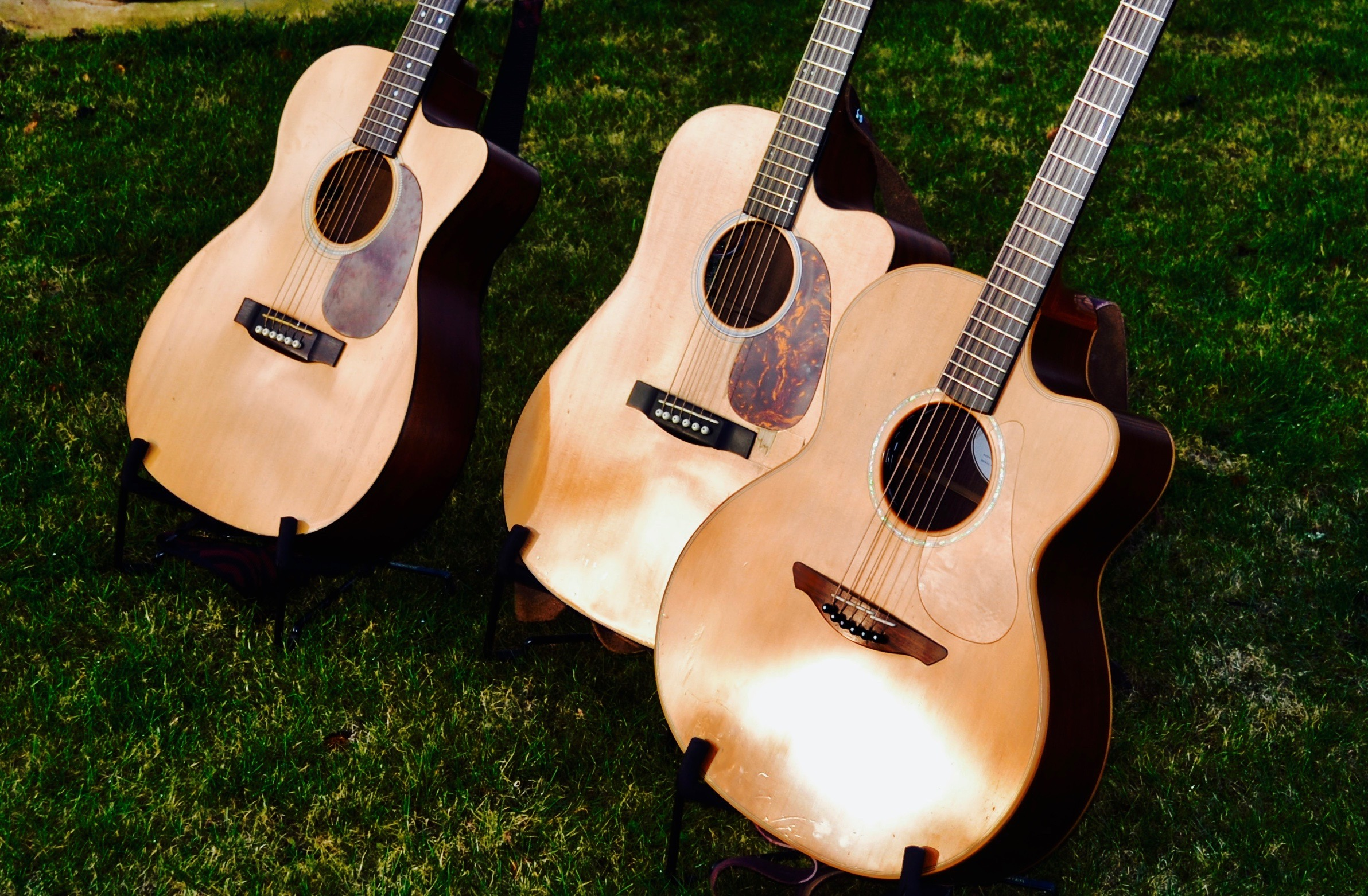 Guitar Lessons, Songwriting, Pro Tools etc with The Acoustic Yard