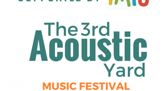 Saturday Afternoon Free Open Air Concert and Busking Competition at Festival